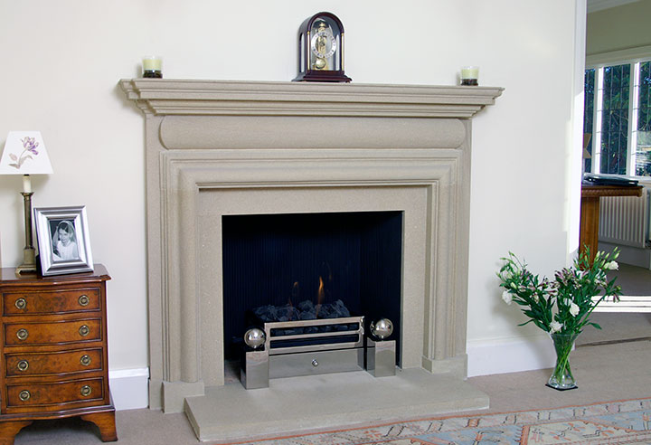 Robert Aagaard Fire Surround