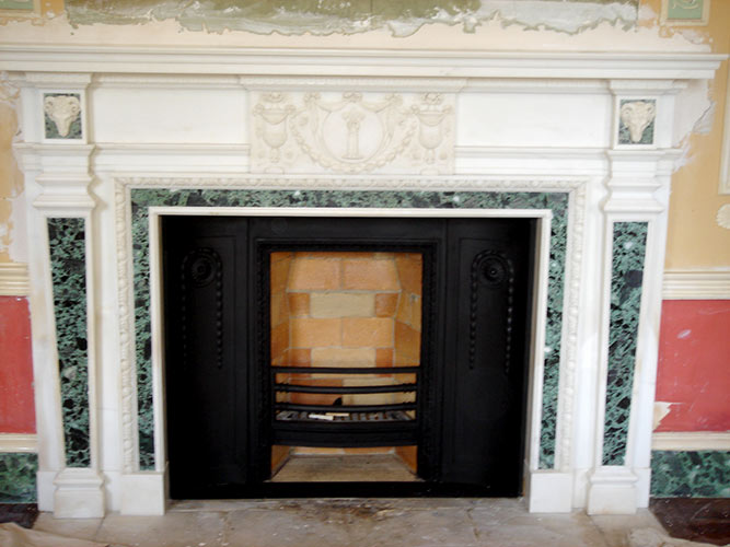 Robbert Aagaard Fireplace Project Case Studies in North Yorkshire