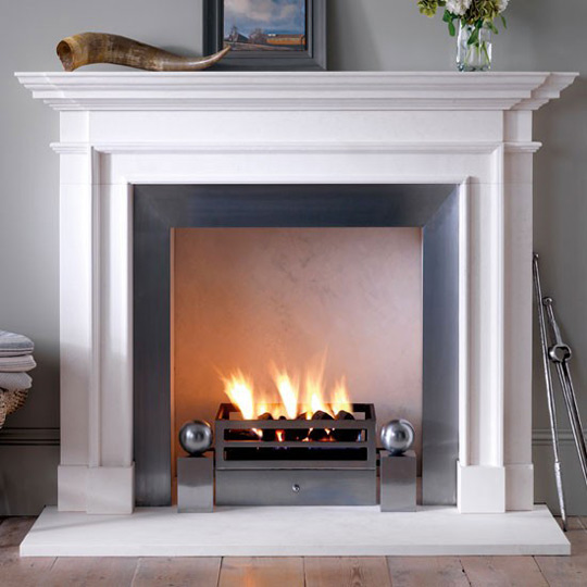 Fireplace Mantels Natural Stone